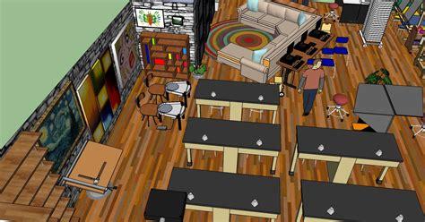 design your dream school design experiment 1 all sketchedup njacquesblog