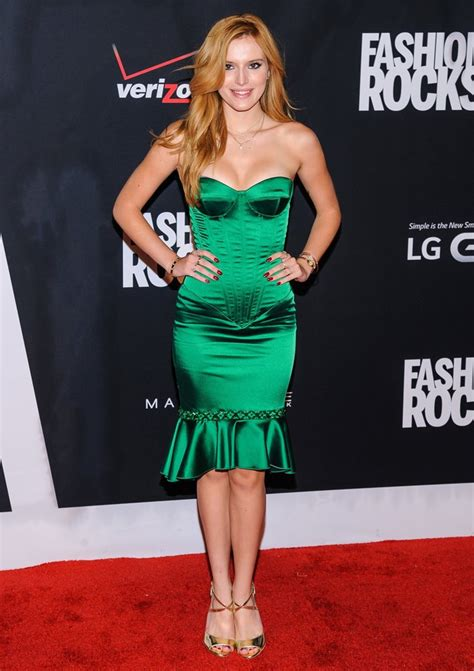 Thorne Wardrobe by Thorne Picture 300 Fashion Rocks 2014 Carpet