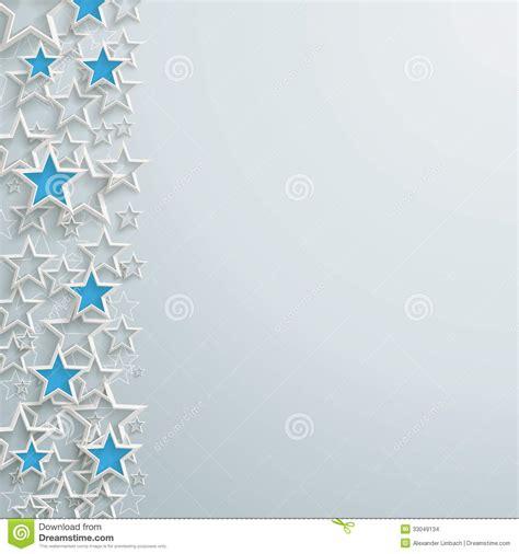 white design blue and white stars christmas design stock images image