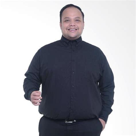 Jumbo Kemeja by Jual Wgb Big Size Jumbo Kemeja Pria Black