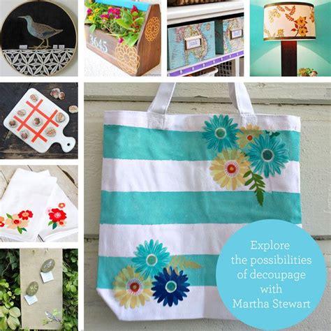 martha stewart decoupage plaid crafts website
