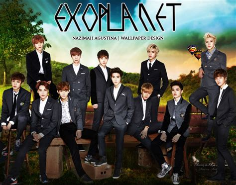 exo nature wallpaper wallpapers happy 3rd anniversary exo smtown graphic