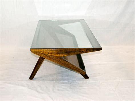 mid century glass coffee table mid century modern glass coffee table coffee table