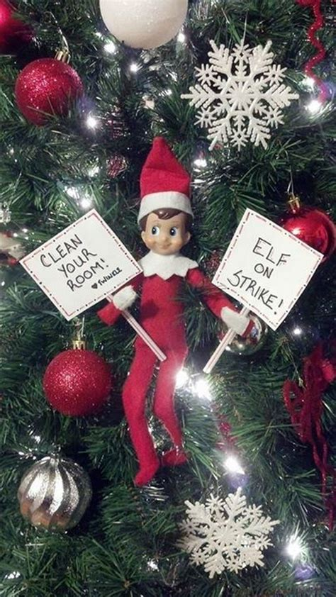 elf on the shelf clean your room printable 30 easy and fun elf on the shelf ideas