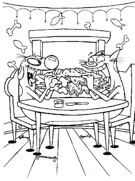 breakfast coloring pages printable coloring pages