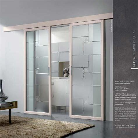 porte vetro scorrevoli prezzi ante scorrevoli in vetro a 1 2 o 4 ante mdb portas