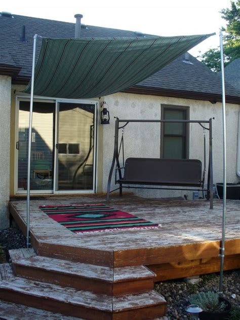 Diy Backyard Canopy by 17 Best Images About Outside Shade On