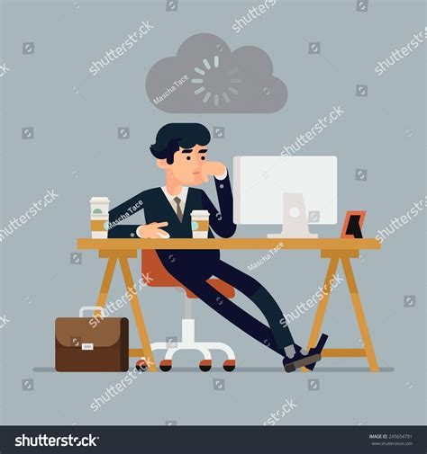 Office Desk Design shutterstock editor
