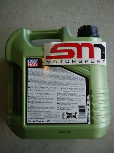 Liqui Moly Engine Detox Review by Liqui Moly Molygen New Generation 5w40