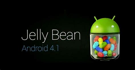 jelly bean android devices announced for android 4 1 jelly bean update
