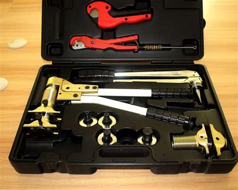Pex Plumbing Kit by Pex Cling Tools Pex 1632 Range 16 32mm Used For Rehau