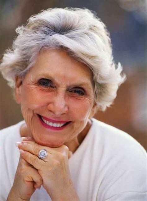 hair styles for women over 70 with fine hair 15 best short haircuts for women over 70 short