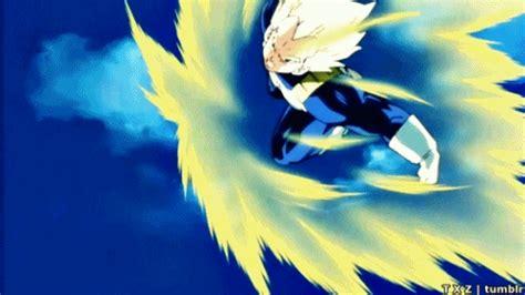 imagenes de goku volando dragon ball z gods gifs hd