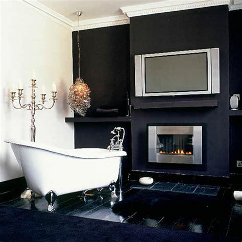 kühle badezimmer ideen für kleine badezimmer badezimmer design schwarz