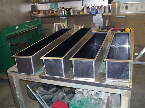 Aluminium Planter Boxes by New Page 1 Www Metalshopdesigns