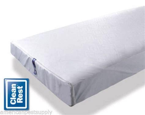 Clean Rest Mattress Encasement by Clean Rest Pro Bed Bug Proof Box Encasement Cover 9