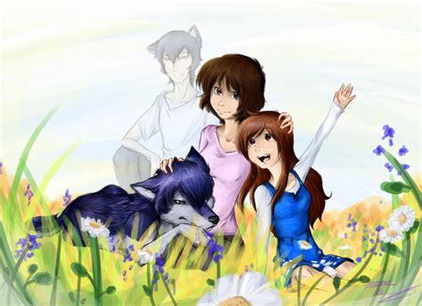 wolf children wolf children by karramon on deviantart