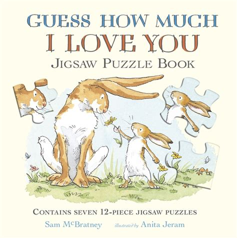 guess how much i walker books guess how much i love you jigsaw puzzle book