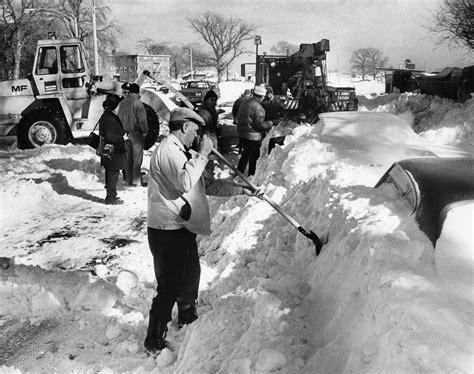 historic storm  blizzard   connecticut post