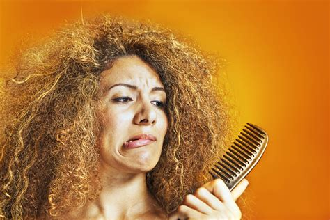 Drying Curly Hair Wavy 7 hair mistakes that age you