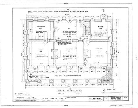 historic plantation house plans the shadows plantation weeks halls house mansion floor plans