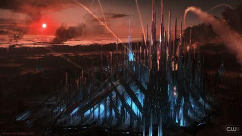 Krypton L by Planet Krypton Evolution Mattepainting Org