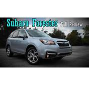 2018 Subaru Forester Review  New Car Release Date And