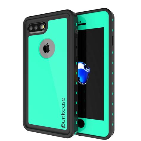 iphone 7 plus waterproof punkcase studstar series slim fit