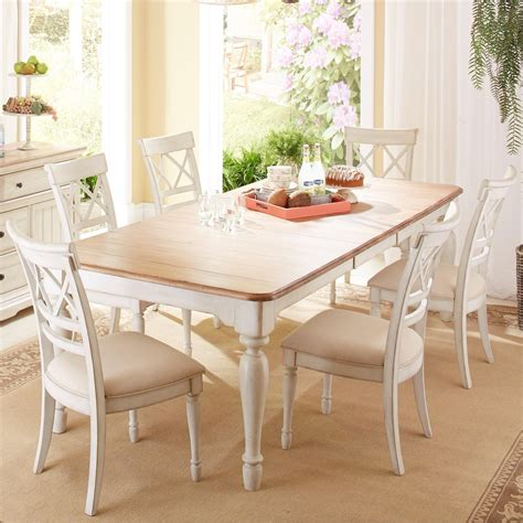 cottage furniture cresent furniture cottage 7 table with self