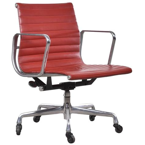Office Chairs Herman Miller by Eames Management Office Chair For Herman Miller For Sale