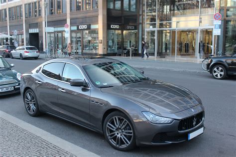 how much for this maserati ghibli