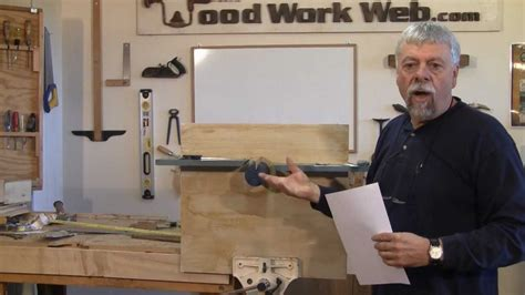 woodwork web revisiting setting jointer knives a woodworkweb
