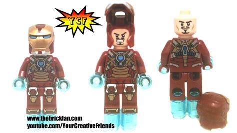 lego avengers iron man unreleased minifigure picture