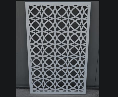 decorative outdoor screens laser cut decorative screens metal screens decorative