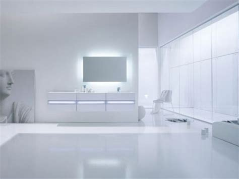 white contemporary bathrooms un bagno moderno bianco di arlexitalia ideare casa