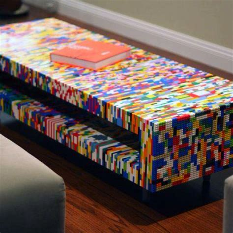 lego table boys college coffee table and design