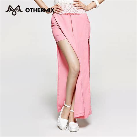 othermix skirts summer summer pink skirt casual