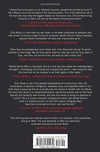 elon musk ashlee vance pdf biographies memoirs ashlee vance elon musk tesla