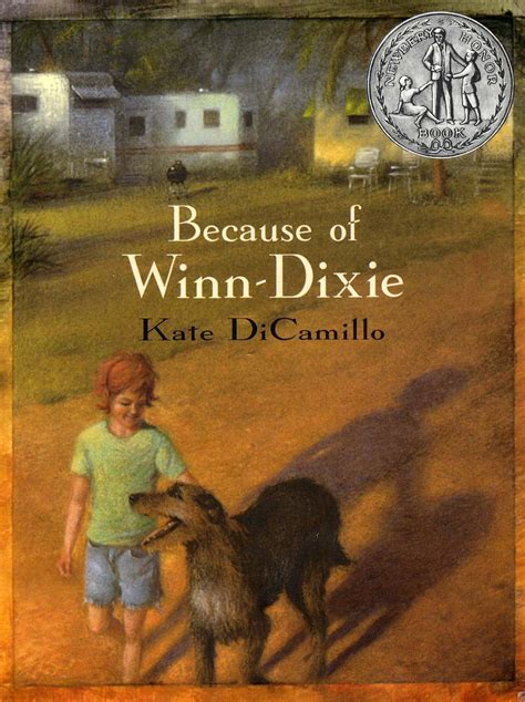 the book books because of winn dixie publish with glogster