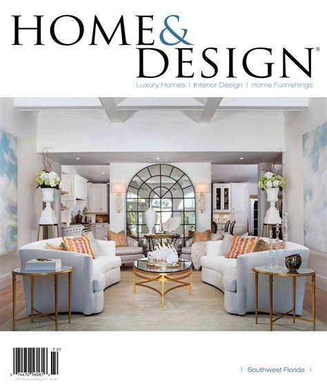 home design magazine naples home and design magazine southwest florida edition may