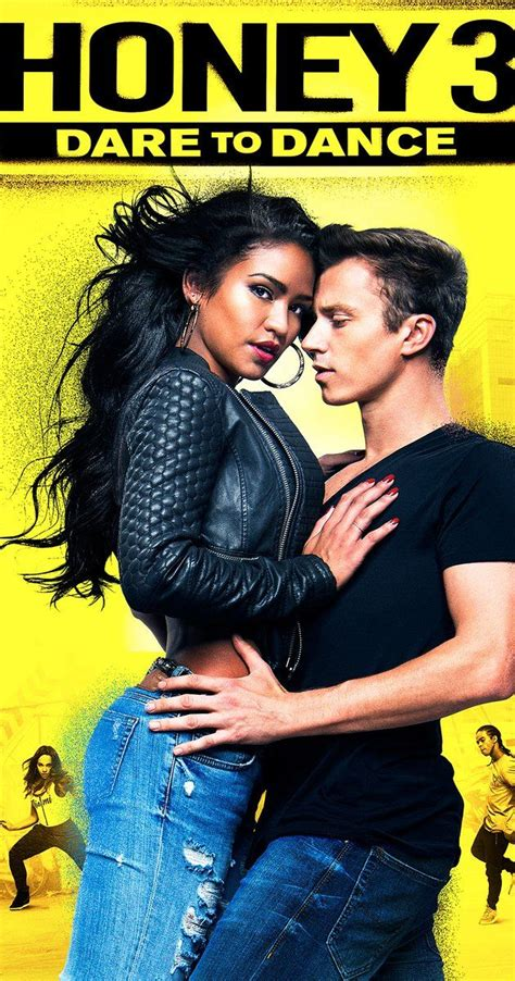 kenny wormald and cassie ventura directed by bille woodruff with cassie ventura kenny