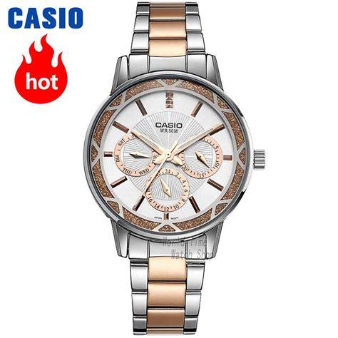 Casio Quartz Ltp 1128a casio fashion simple pointer waterproof quartz ltp 2087rg 7a ltp 2087sg 7a