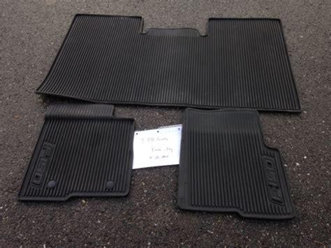 northwest ford oem all weather floor mats supercrew