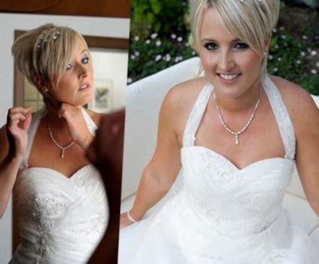 Brautfrisuren Mittellanges Haar Ohne Schleier by Brautfrisuren Kurze Haare Ohne Schleier