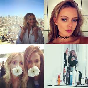 instagram photos of the week gigi hadid anne v more models