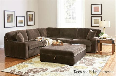 Sectional Sofa Outlet Brown Fabric Sectional Sofa A Sofa Furniture Outlet Los Angeles Ca
