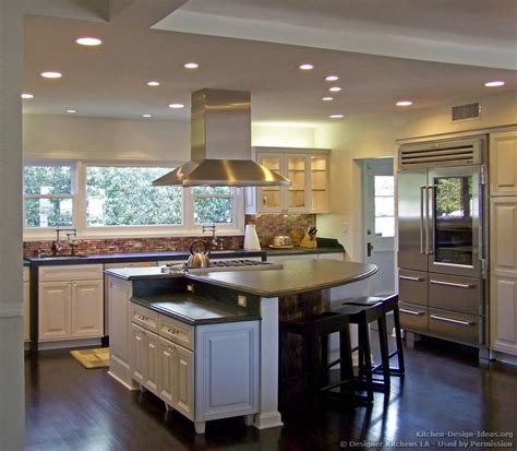 island kitchen hood designer kitchens la pictures of kitchen remodels