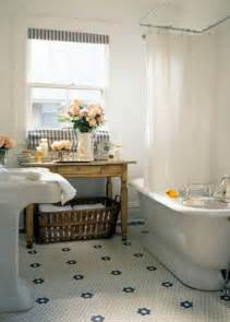 What s the best way to clean small white hexagon tiles on the