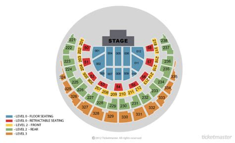 Rod Laver Floor Plan Glasgow Sse Hydro Tickets Upcoming Events Amp Listings