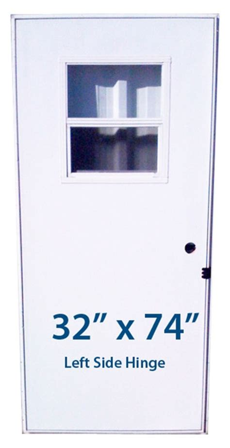 32x74 Exterior Door Mobile Home Slider Door 32x74 Lh Left Hinge Doors